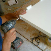 travaux sur chantier